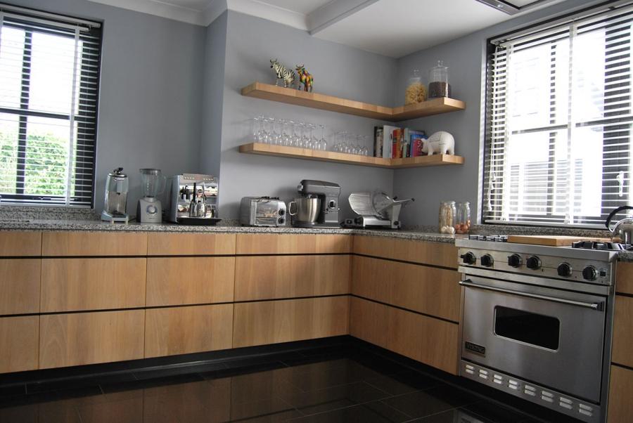 Fotoalbum keuken m de kramer timmerwerken maatwerk uit eigen werkplaats rockanje - Keuken uitgerust m ...